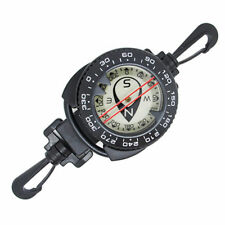Scuba Choice Diving Dive Compass with Retractor stretched to 31.5""