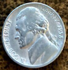 1938 D Jefferson Nickel, Key Date