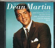 CD ALBUM  20T  DEAN MARTIN <  THE LEGENDARY > TRES BON ETAT  DE 1999