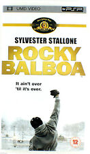 Rocky Balboa Sylvester Stallone UMD Film sony Psp Neu
