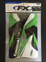 Kawasaki KX250F 2013 2014 2015 2016 Sticker Graphics Kit 20-01130