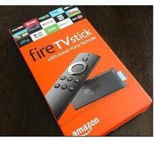 Amazon Fire Stick Alexa Voice Remote Streaming Media Player Electronics TV Home