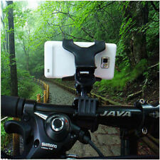 Bike Bicycle Mobile Phone Mount Holder For iPhone HTC Samsung Ect Cuddly Bl F2H3