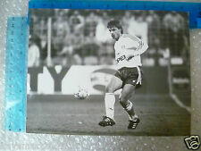 Press Photo- Football Player in action (Org,apx. 8.5x6.5 cm)