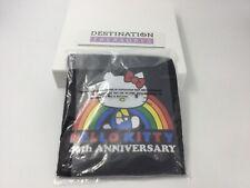 Hello Kitty Con 40th Anniversary Loungefly Rainbow Small Lunch Bag NIP