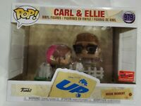 NYCC 2020 Funko Pop Disney Pixar UP Carl And Ellie Official CON STICKER