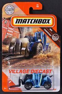 2020 Matchbox #19 Load Lifter™ LIGHT BLUE / L.A. CONSTRUCTION / MOC
