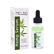 Vitamin C Face Serum - Retinol, Hyaluronic, Collagen - Anti aging Hemp Serum Oil