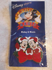 Disney 12 Months of Magic Minnie & Mickey Mouse Christmas Wreath Bow