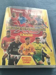 Panini Adrenalyn XL Premier League 2019/20 With Over 330  Stickers With Album