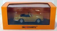 Maxichamps 1/43 Scale Diecast 940 132571 - 1968 Triumph - Orange