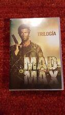 MAD MAX 1-3 TRILOGIE DIE KOMPLETTE DVD SEASON / STAFFEL 1 2 3  DEUTSCH, OVP Neu