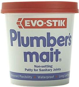 Evo Stik Plumbers Mait, Permanent Flexibility, Waterproof 750g