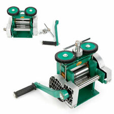 Jewelry Rolling Mill Combination Rolling Mill Manual Rolling Mill Machine 120mm
