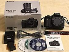Canon EOS 7D Mark II Digital SLR Camera (Body Only) Shutter:623