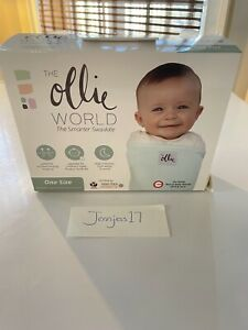 The Ollie Swaddle NEW (sky)
