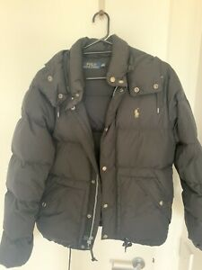 Polo Ralph Lauren Down Jacket Size Small