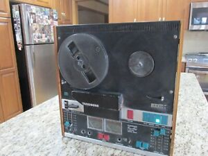 TANDBERG Series 9000X Reel to Reel Tape Deck! EXC! USED COND! COOL! THE BEST!