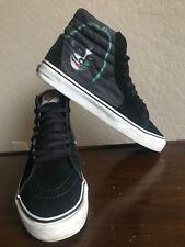 VANS KISS Army Faces SK8 Hi Top Shoes Sneakers Men's Size 10.5 RARE! Collectible