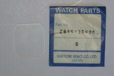 Seiko ES8N62GN00 G Vetro Crystal Glass Uhrenglas Verre Original NOS