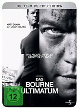 Das Bourne Ultimatum - Teil: 3 - Ultimate Edi.(2 DVDs im Steelbook)(NEU&OVP)