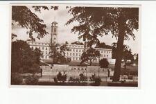 Postcard. New University Nottingham. Real Photo