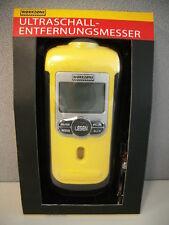 Ultraschall Entfernungsmesser mit Laser Entfernungsmessgerät von WORKZONE