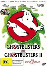 Ghostbusters 1&2, DVD