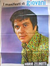 Poster Manifesti di GIOVANI 1967 73x50 cm - MARIO ZELINOTTI  [D39-47]