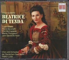 Bellini: Beatrice di Tenda  2-cd   including 90 page  booklet
