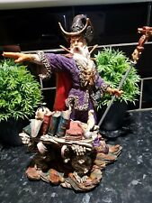 More details for 1990s  large wizard figure rare , very collectible item , hard to find