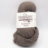 Cascade Yarns Eco + Peruvian Highland Wool 8085 Mocha