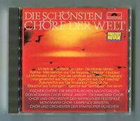 POLYDOR cd-sampler © 1988 DIE SCHÖNSTEN CHÖRE red/silver early press # 837 236-2