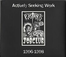The Restarts - Actively Seeking Work 96-98 (CD 2003) EP & Splits Compilation NEW