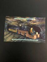 Nanticoke, PA Linen Postcard 1965 Coal Mining Anthracite Region, Pennsylvania