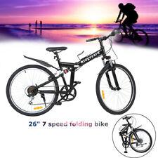 26 Zoll 7Gang Fahrrad Klapprad Mountainbike Kinderfahrrad MTB Bike Hohe Qualität