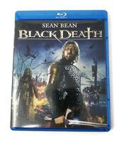 Black Death Blu-Ray Sean Bean Gently Used