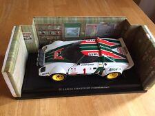 Kyosho 1:18 Lancia Stratos HF Rally - 1977 Monte Carlo
