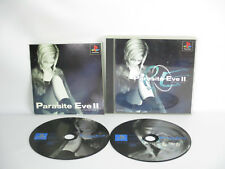 Parasite Eve II 2 Artículo Ref / Ccc PS1 Playstation Ps Japan Game p1