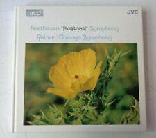Beethoven Pastoral Symphony Reiner Chicago Symphony CD JVC Extended Resolution