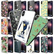NALIA Handy Hülle für iPhone X XS, Motiv Case Schutz Tasche Cover Etui Schale