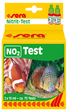Sera NO2 Nitrit-Test 2x 15ml - ca. 75 Tests Wassertest Aquarium