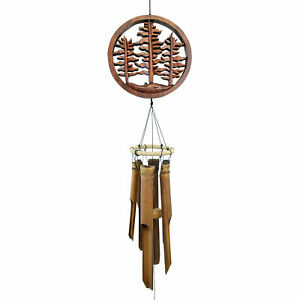 Forest Tree Bamboo Wind Chime