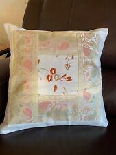 Pillow cover/ Cushion Cover, Silk, Brocade, Throw pillow, Decorative pillow case