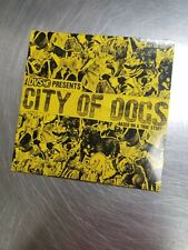 Dvs City of Dogs Skateboard Dvd Video Skate Thrasher Shoe Nike eS Vans Almost