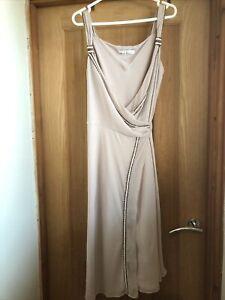Amanda Wakeley Wrap Dress Size 16
