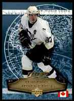 2007-08 Upper Deck MVP New World Order Sidney Crosby . #NW1