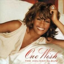 One Wish: The Holiday Album by Whitney Houston CD New Sealed ✅