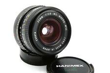 Canon FD Exakta 24mm 1:2.8 nFD Festbrennweite Weitwinkel Objektiv wide lens