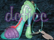 Disney Designer Princess Ariel The Little Mermaid Doll Shoe Ornament New w/Tags!